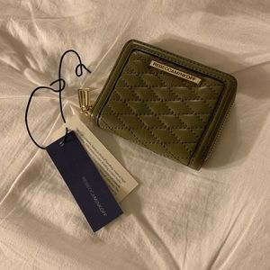 REDUCED! Rebecca Minkoff Mini Ava Zip Wallet